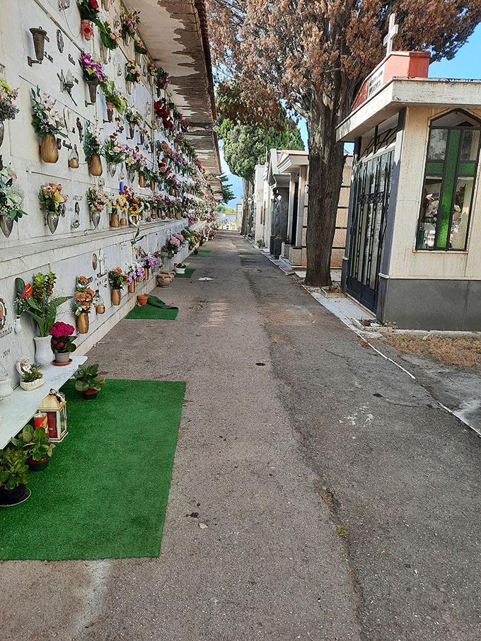 cimitero boscoreale