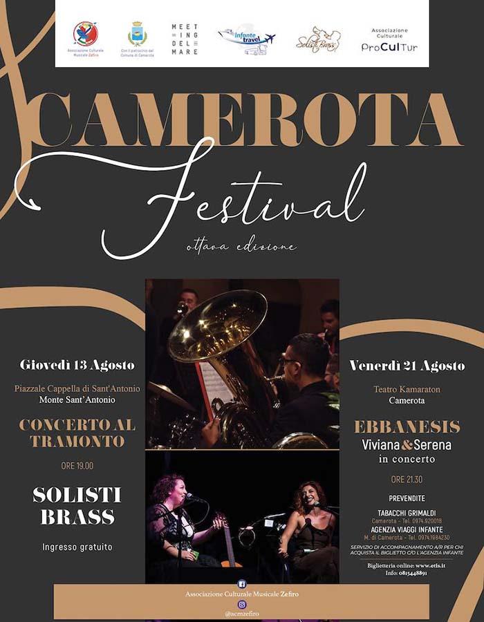 camerota festival