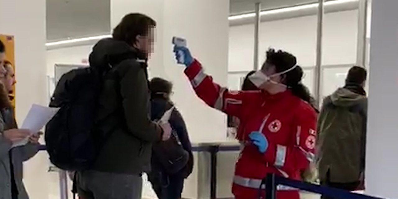 obbligo test aeroporto di capodichino