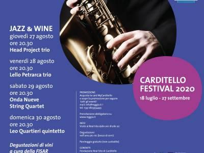 jazz e wine