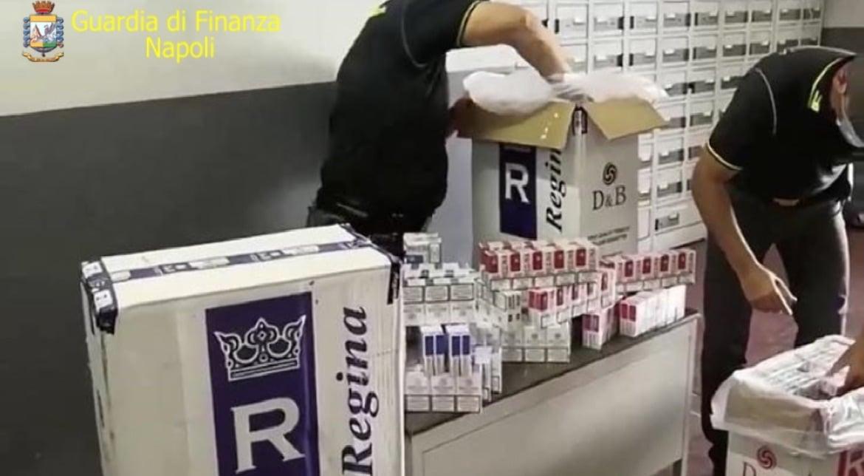 contrabbandiere nola