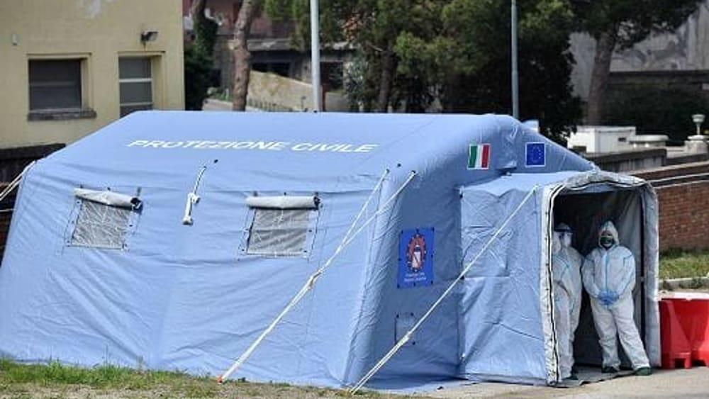 tenda eboli