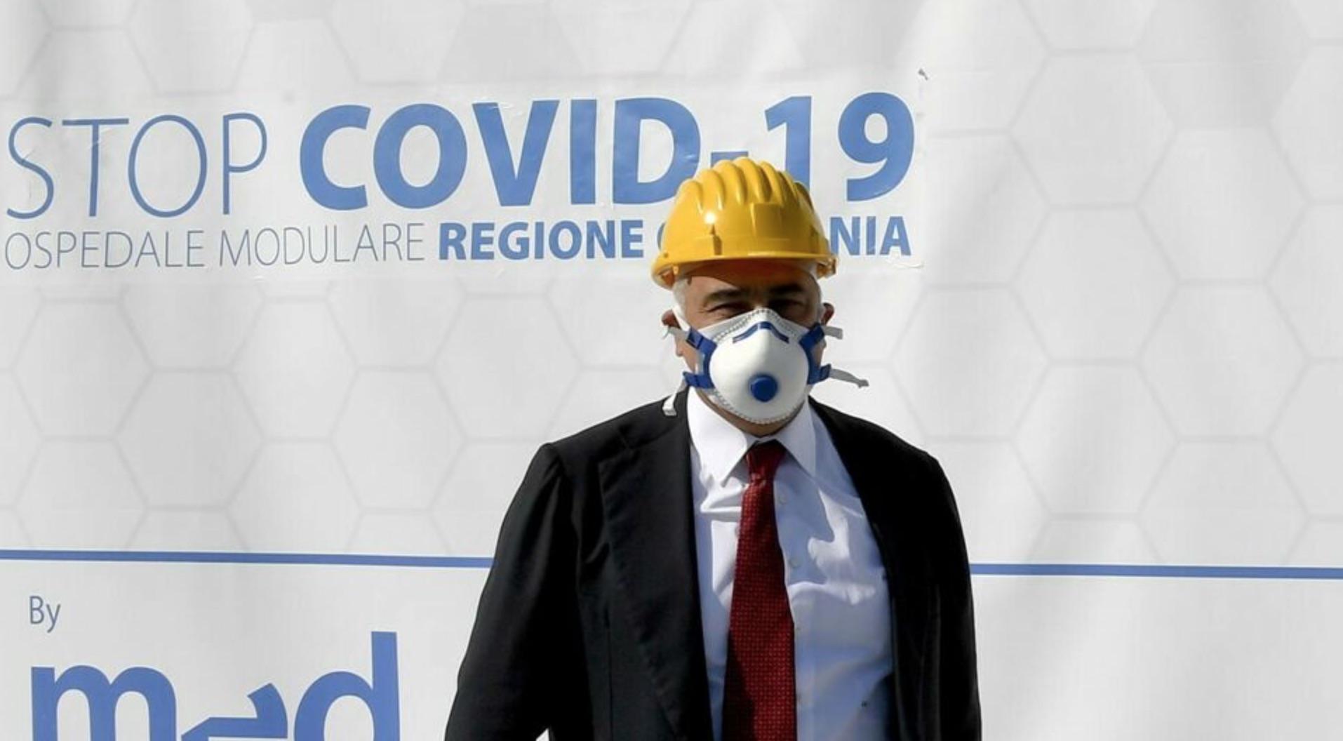 coronavirus,verdoliva (asl napoli)