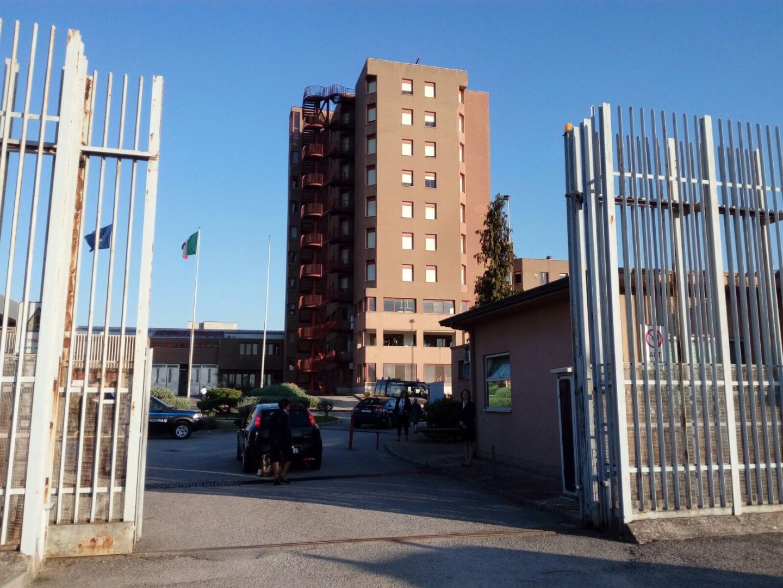 carcere di benevento