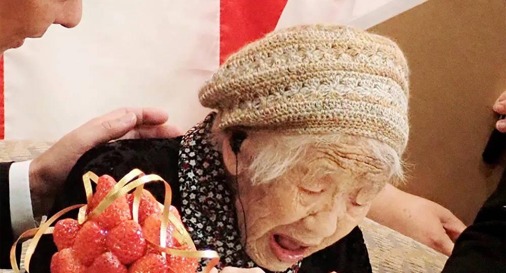 la donna più vecchia del mondo