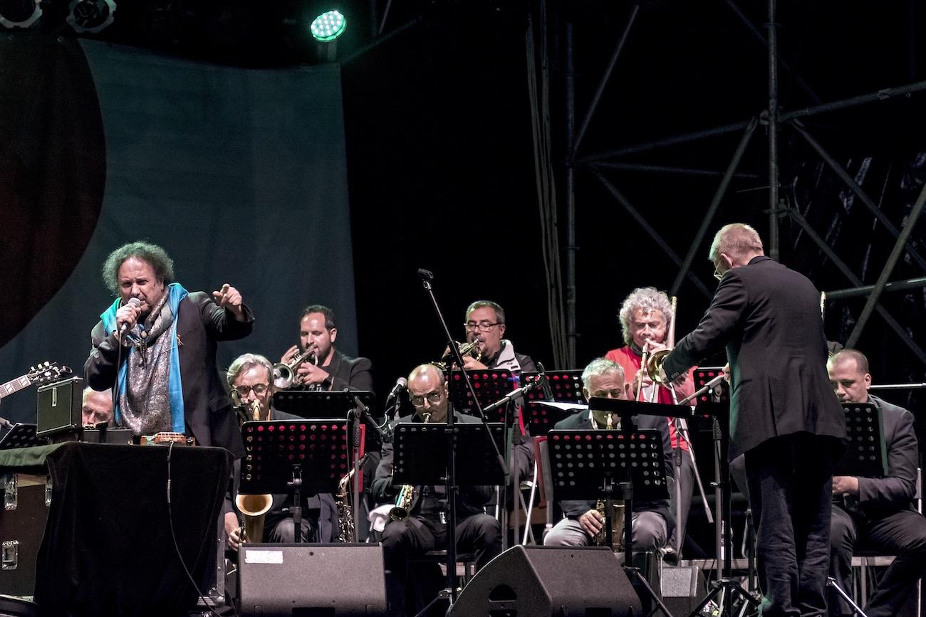 enzo avitabile e orchestra napoletana di jazz