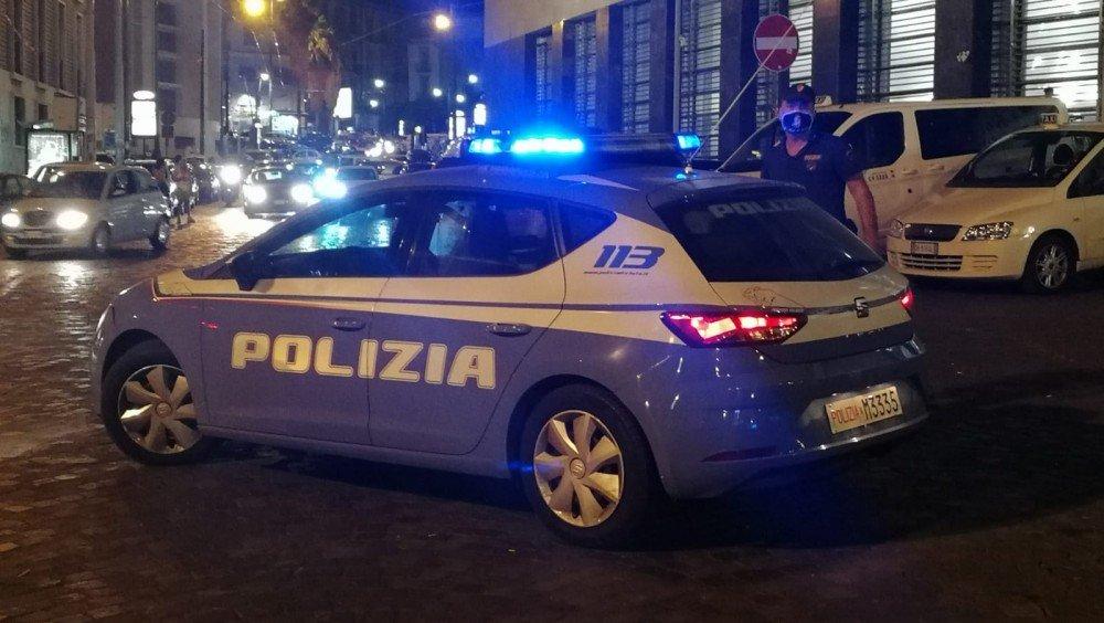 Napoli pregiudicati inseguimento