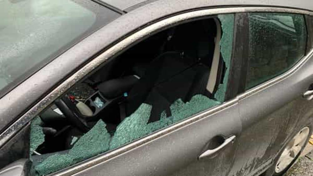 atti vandalici intimidatori ercolano