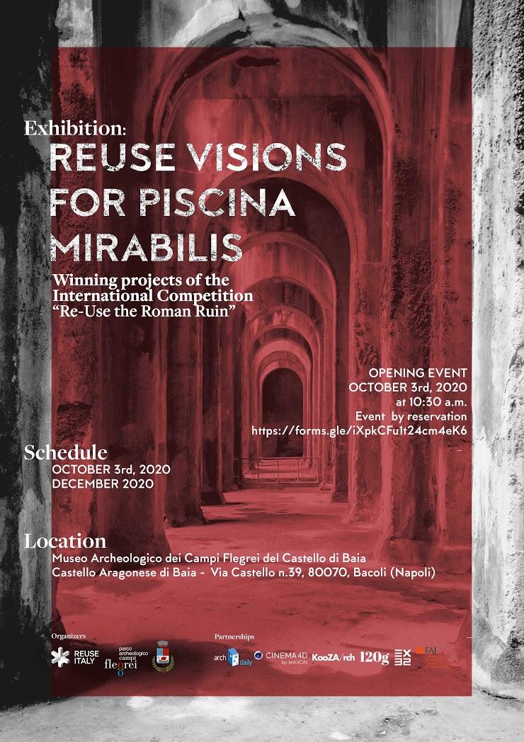 Visioni per Piscina Mirabilis
