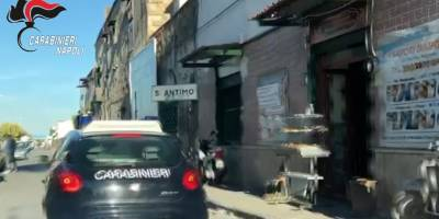 carabinieri sant'antimo evasione