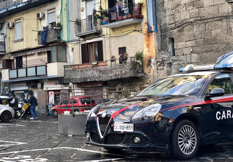 parcheggiatori abusivi reddito di cittadinanza