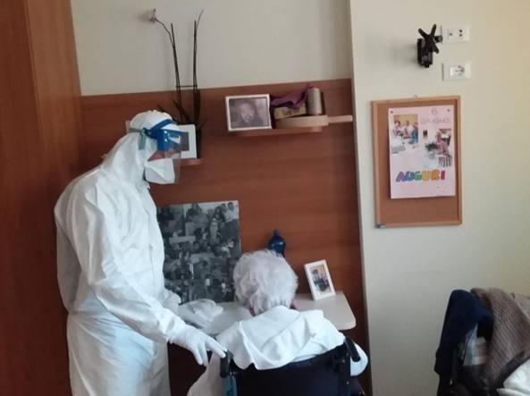 coronavirus-casa di riposo