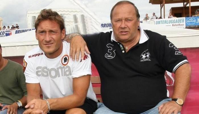 coronavirus padre francesco totti, Coronavirus, muore allo Spallanzani il padre di Francesco Totti