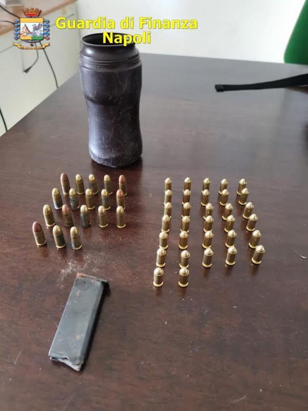 munizioni barattolo caffè lettere