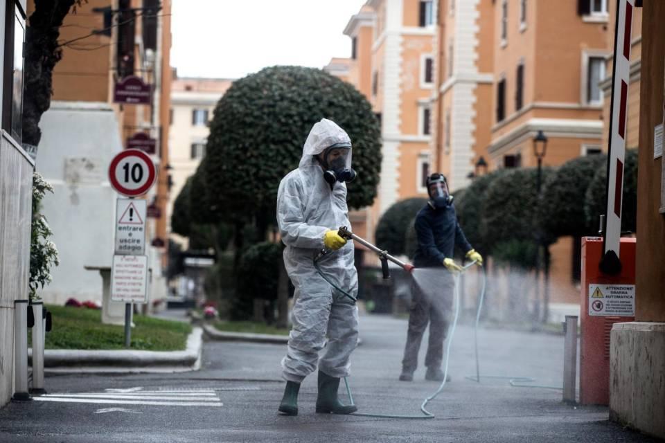 diecimila contagi in italia
