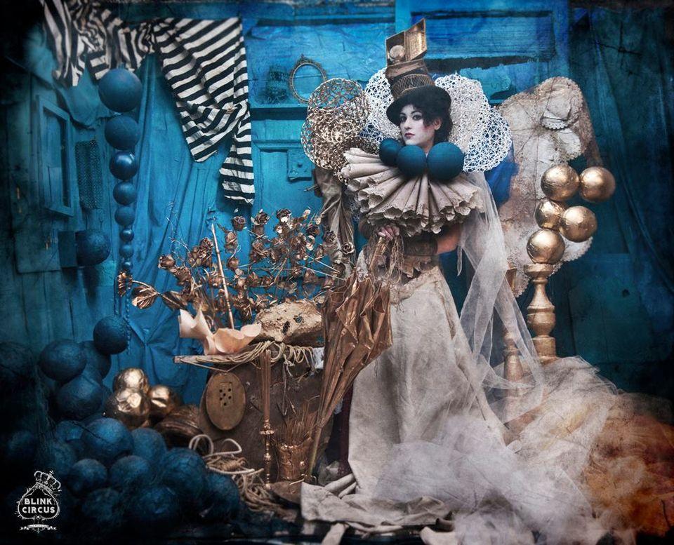 teatro fotografico blink circus