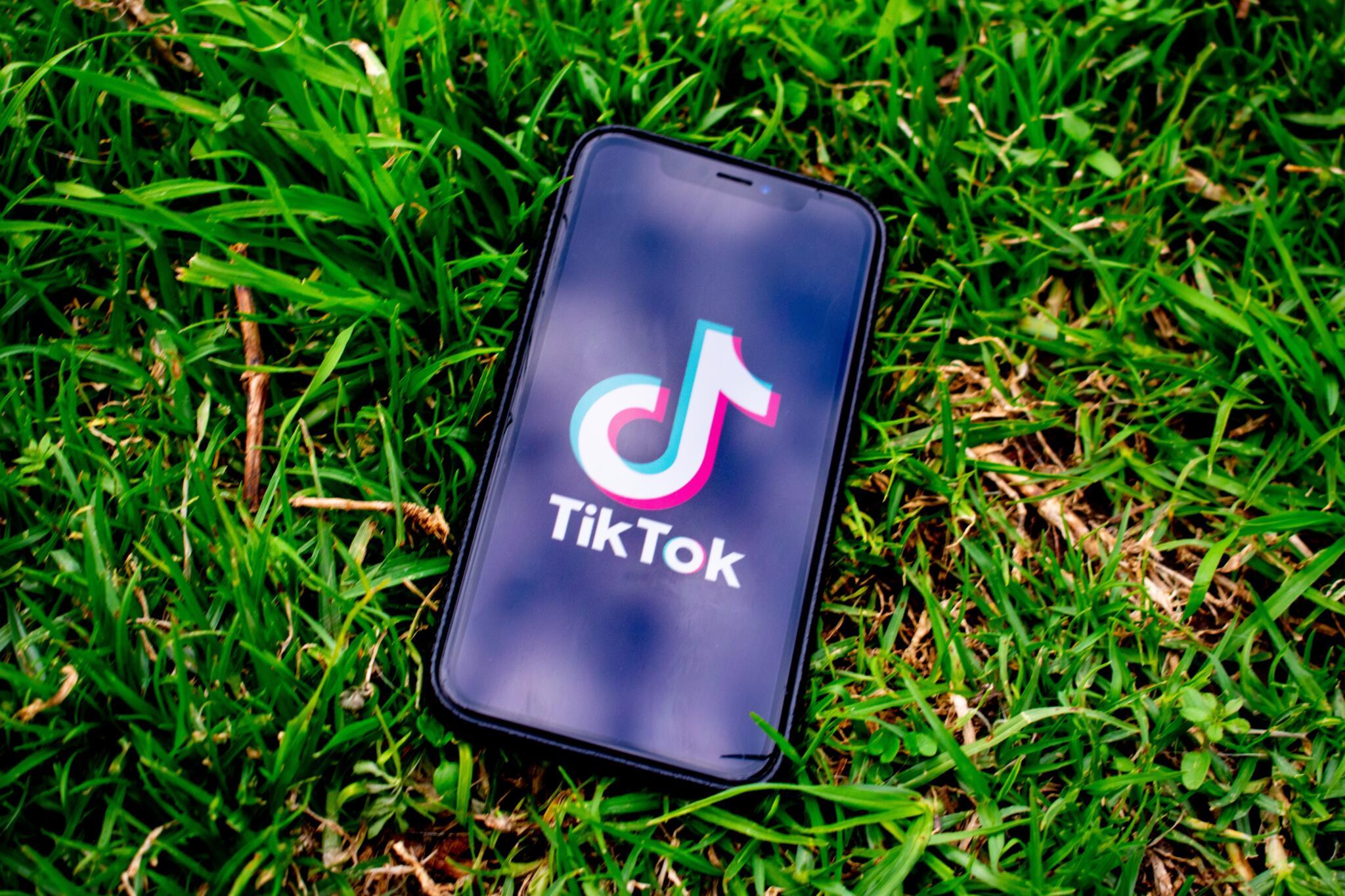 tiktok, social media, app