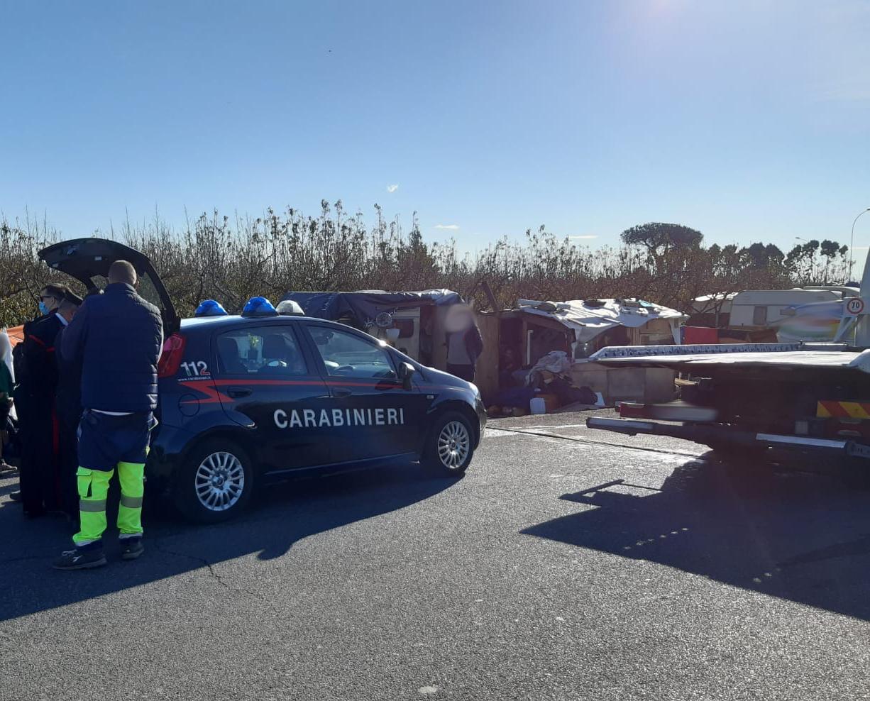 giugliano,operazione dei carabinieri