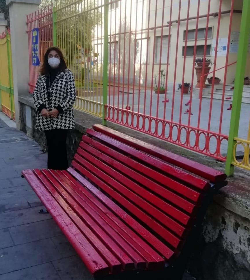 panchina rossa scafati