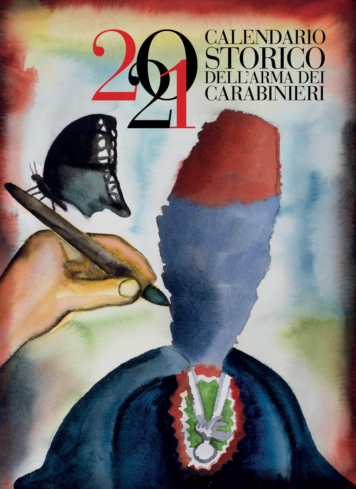 carabinieri,calendario storico