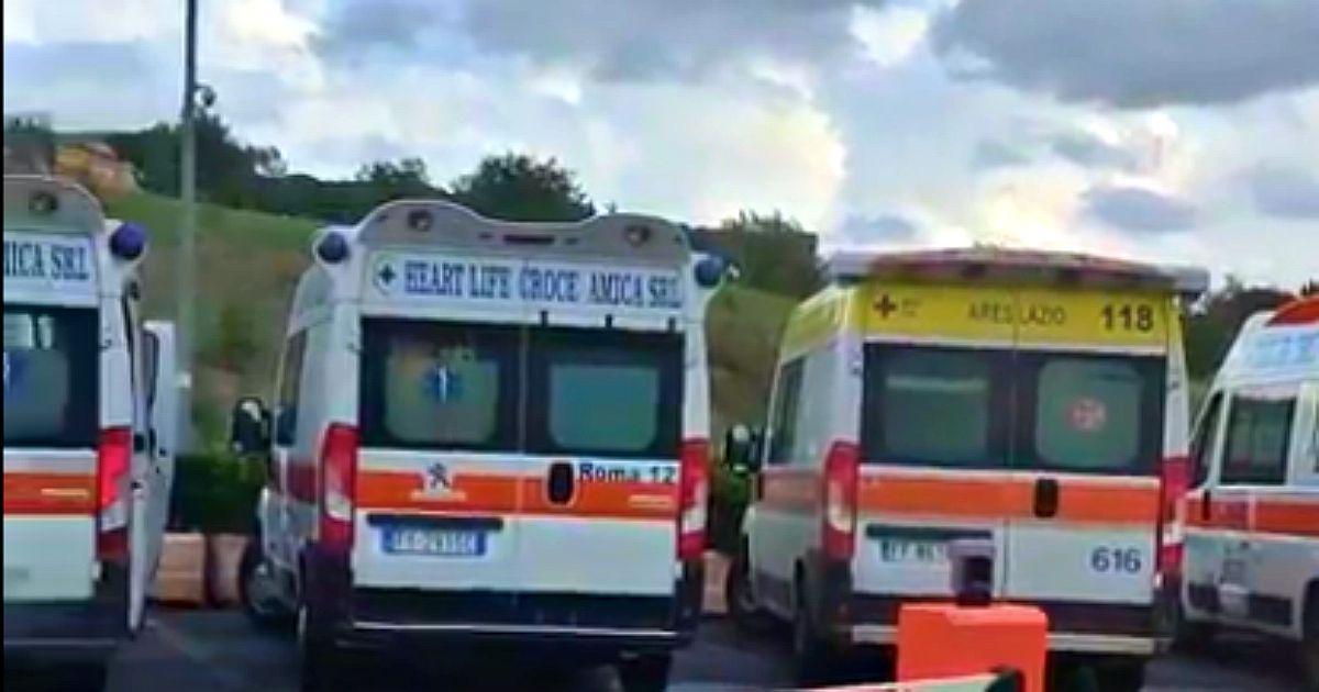 covid ambulanze