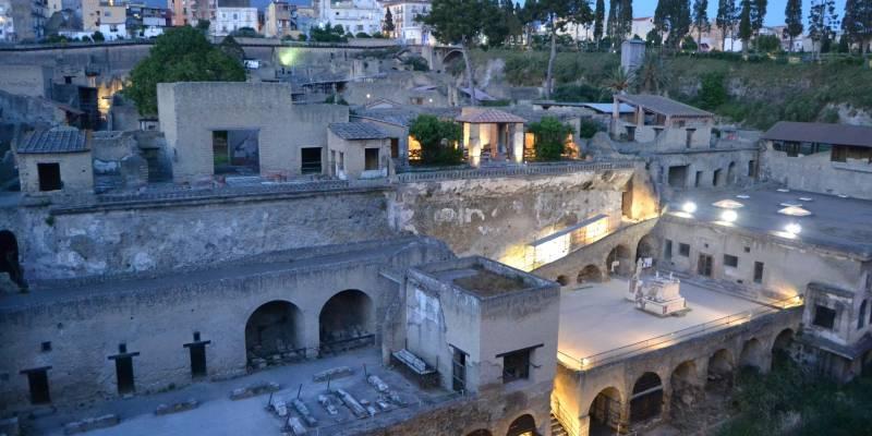 parco archeologico,ercolano, Coronavirus, Ercolano: da oggi chiude il Parco archeologico