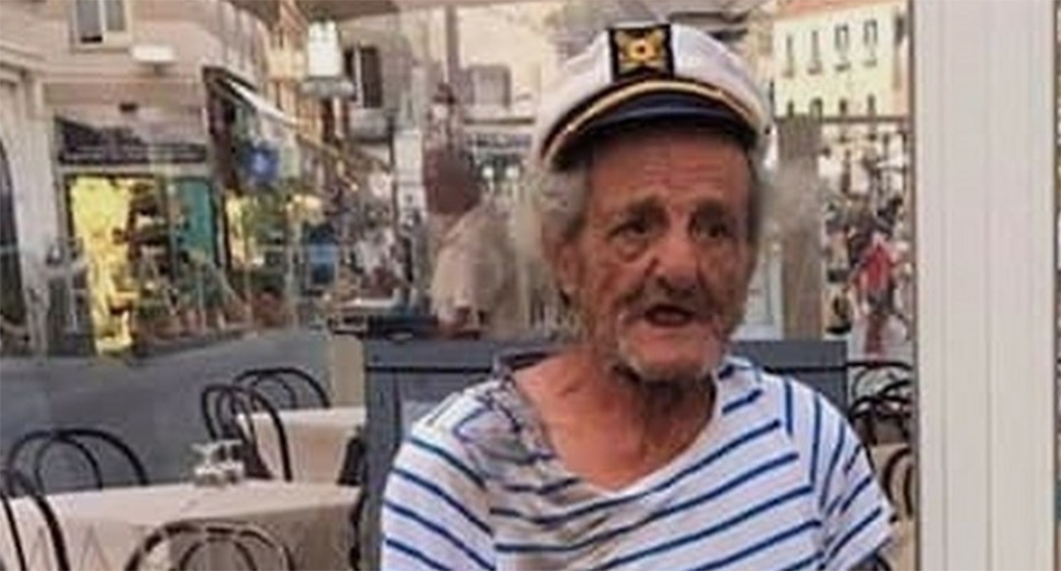 Anziano pescatore di Maiori,ritrovato vivo dopo 5 giorni al largo di Capri