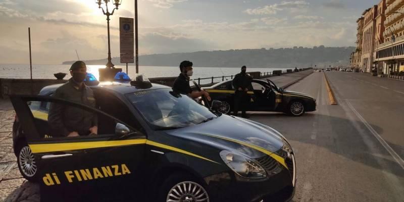 Napoli,lockdown,controlli,zona rossa