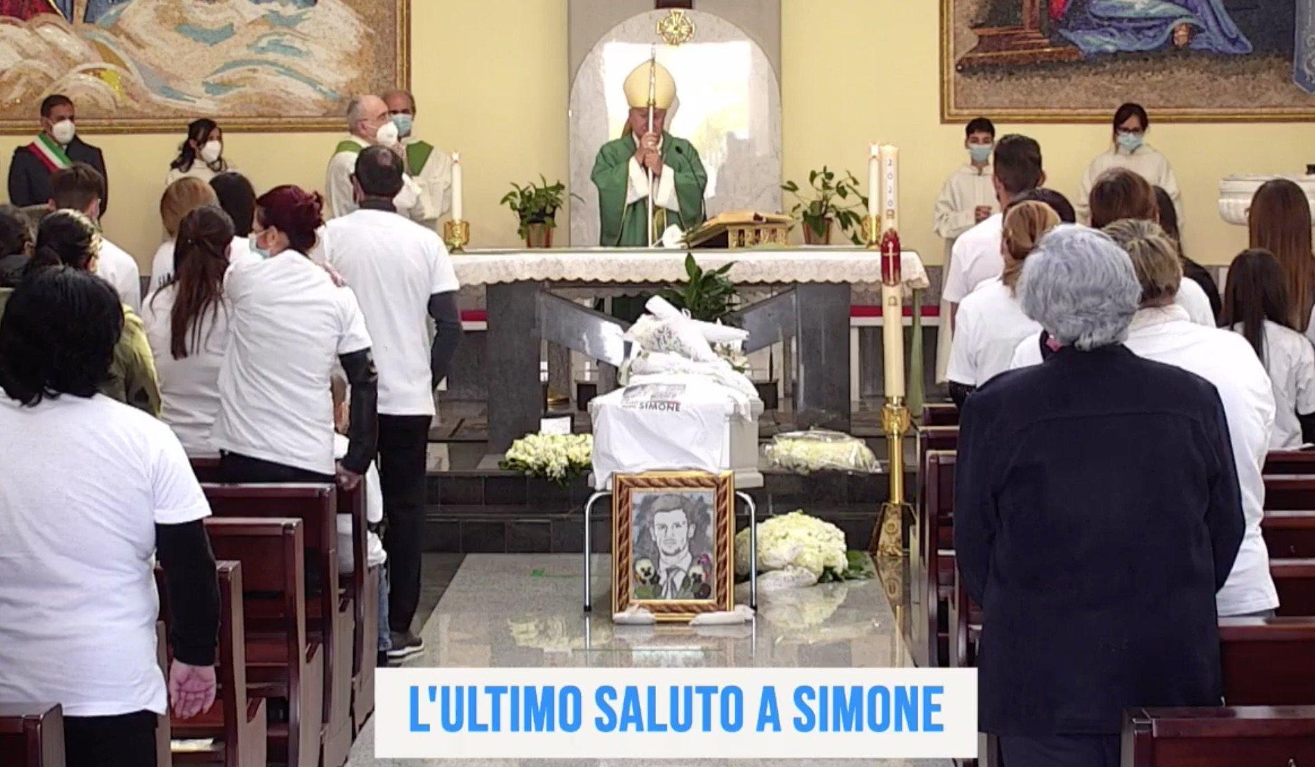 Pentitevi,Il Vescovo agli assassini di Simone