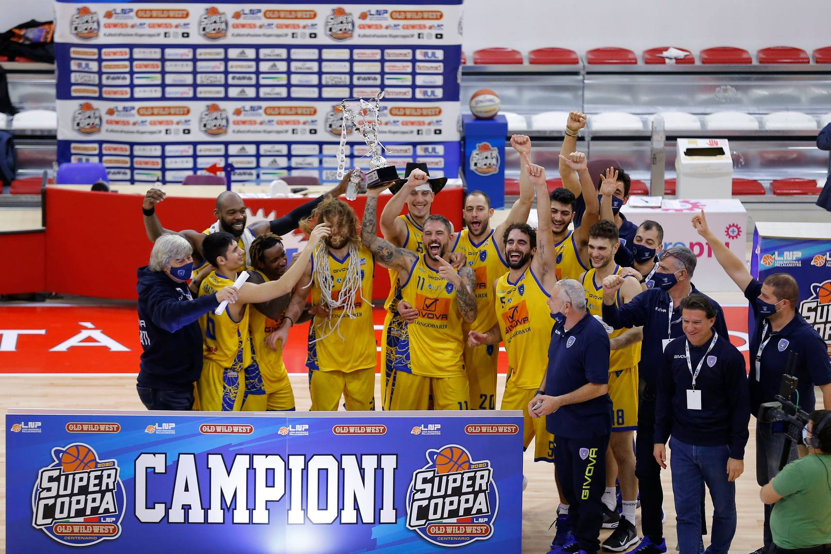 Impresa Givova Scafati Basket