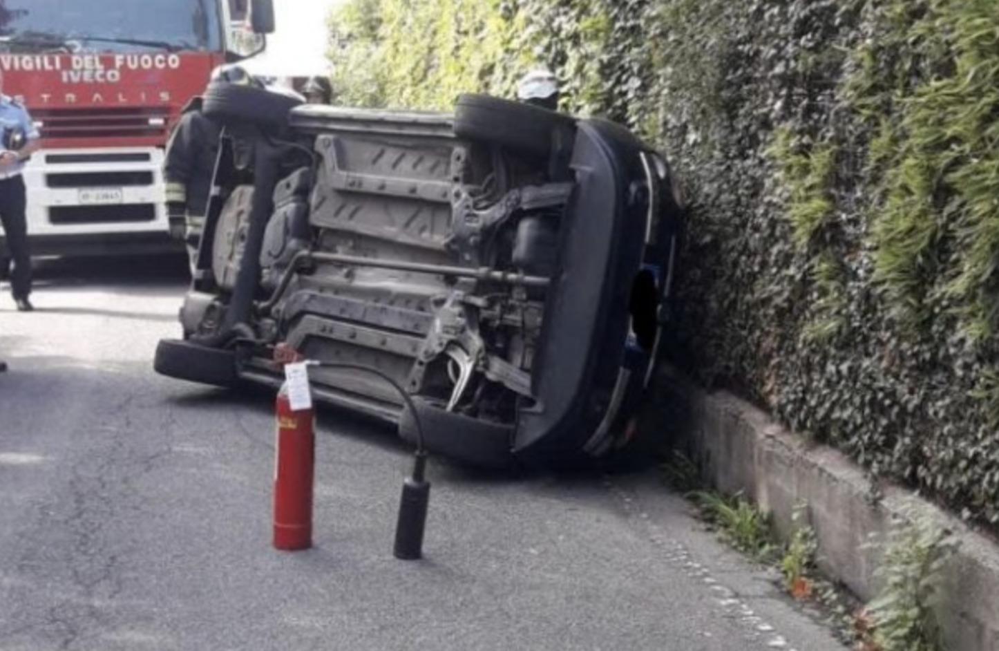 Ragazzo di 16anni muore in un incidente stradale