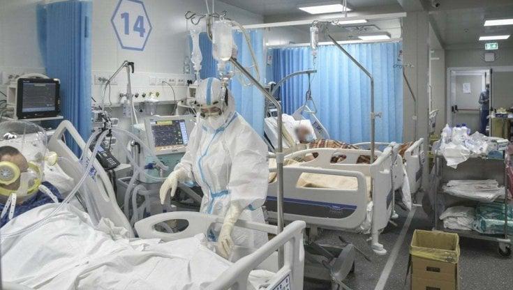 ispezioni ministero e nas ospedali di napoli