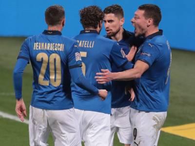 L'Italia batte 2-0 la Polonia con Jorginho e Berardi
