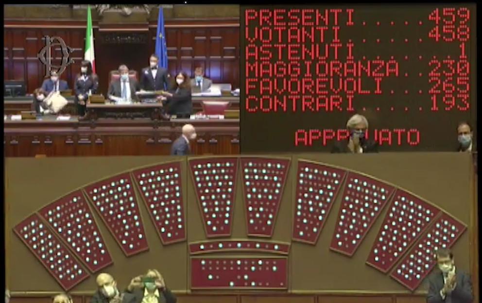 camera,Approvata legge contro l'omofobia