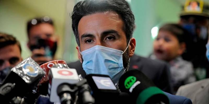 Il medico di Maradona in lacrime