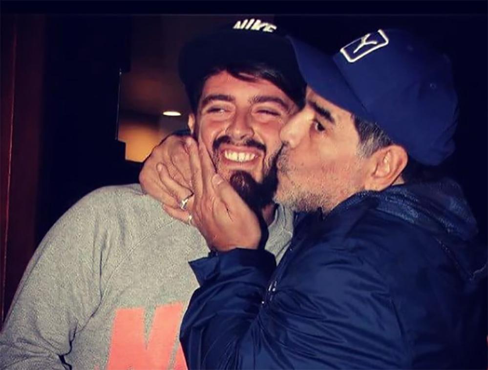 Cruciani,parenzo,Diego Maradona junior