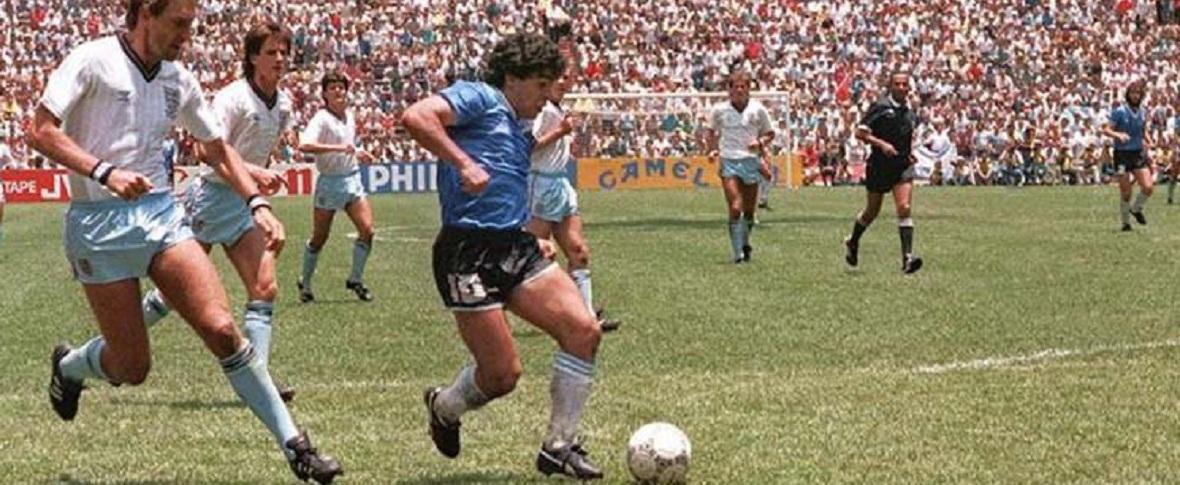 Maradona Treccani