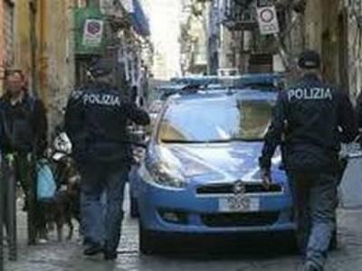 polizia quartieri spagnoli