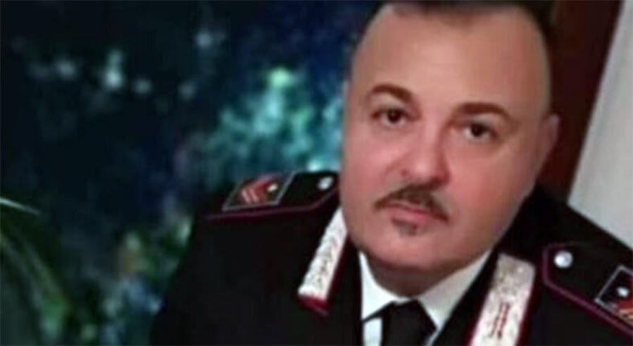 covid stronca carabiniere