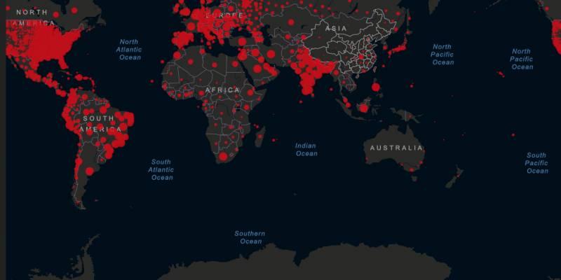 Più di 50 milioni i casi covid nel mondo, Più di 50 milioni i casi covid nel mondo