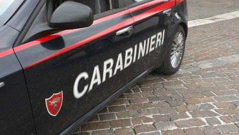 scooter carabinieri vomero