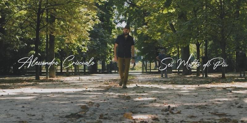alessandro criscuolo, Alessandro Criscuolo, 'Sei molto di più': il nuovo singolo del cantautore stabiese