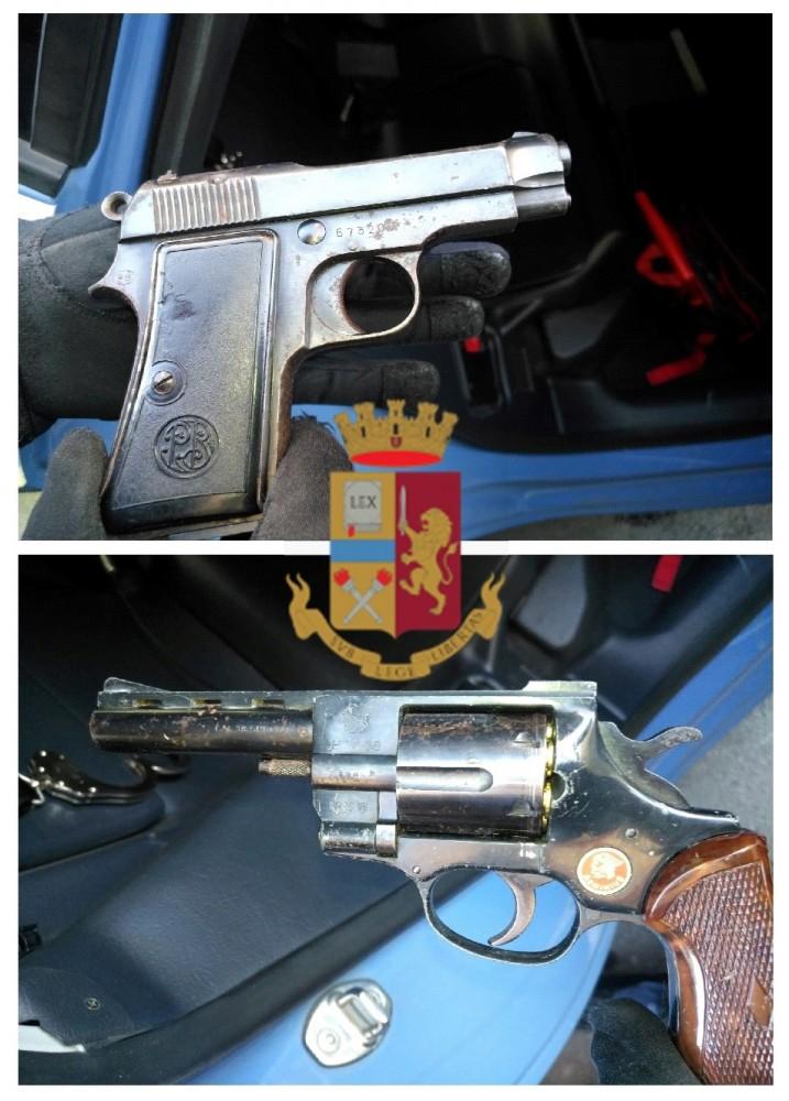 Napoli armi fuorigrotta