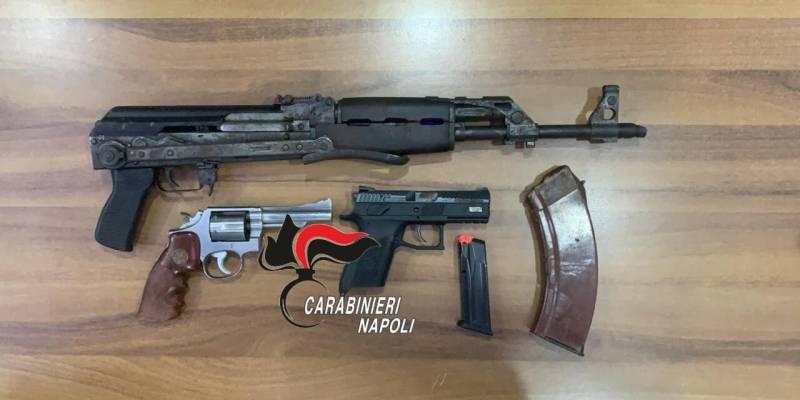 Afragola Kalashnikov
