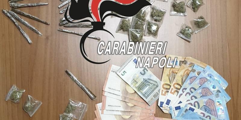 Napoli Scampia preso pusher 35enne, Napoli, in giro per Scampia a spacciare: preso pusher 35enne