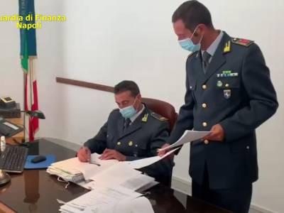 Accertamenti Guardia Di Finanza Tassa Di Soggiorno Napoli  PNG