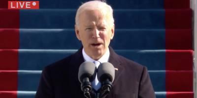 Joe Biden ha giurato come 46esimo presidente degli Usa