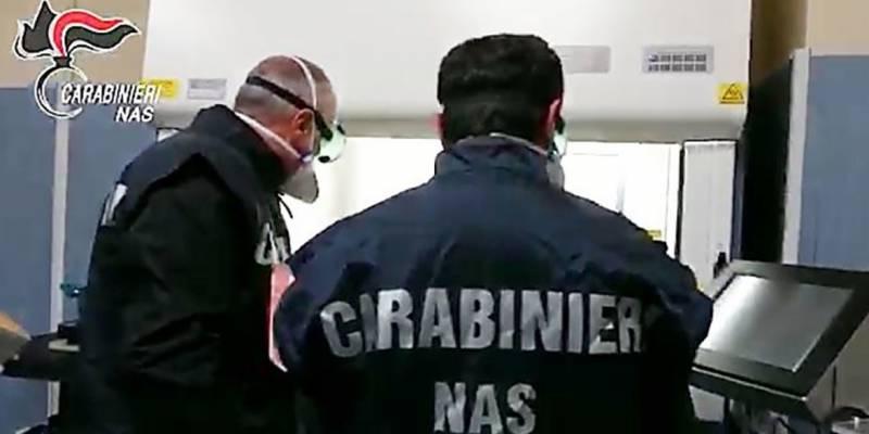 Sequestrato ambulatorio di salute mentale di Cervinara