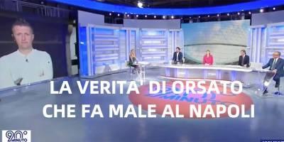 Orsato in tv ammette l'errore in Inter-Juve