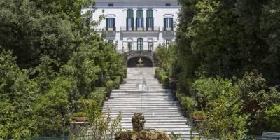 Villa Floridiana, Direzione regionale Musei Campania, insieme per la cura del verde nella Villa Floridiana